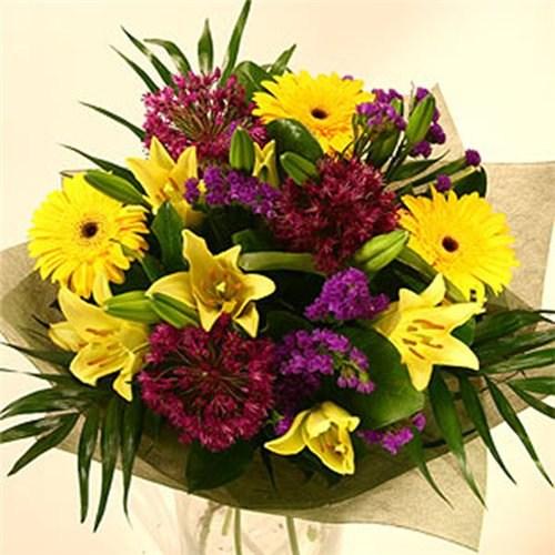Букет цветов - Ромашка - Новосибирск