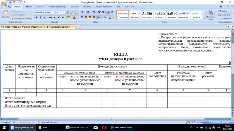 Примеры ведения бухгалтерии при усн вакансии бухгалтер на дому в томске